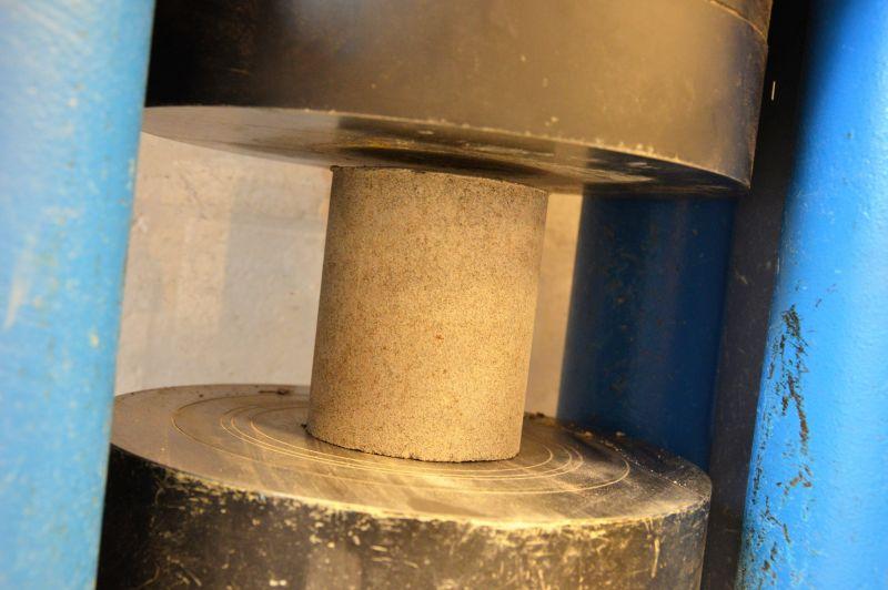 Bouwkundig labo | Beton - druksterkte | Disoma NV